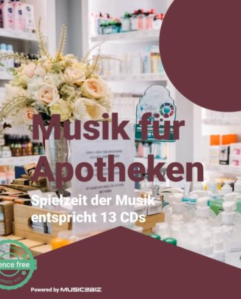 Apotheke music cover